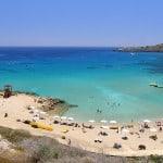 ayia napa spiaggia