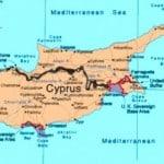 cipro mappa