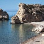 cipro spiaggia afrodite