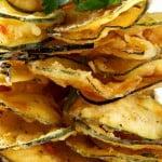 fritti zucchine grecia