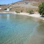 spiaggia kythnos